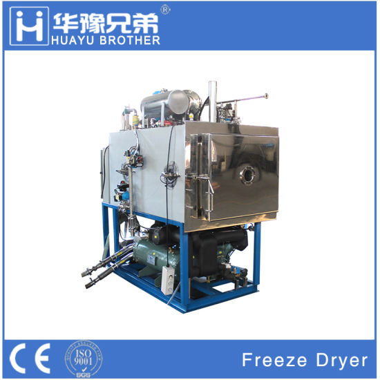 Pilot Industrial Freeze Dryer Price 3 Square Meters Vacuum Lyophilizer pictures & photos