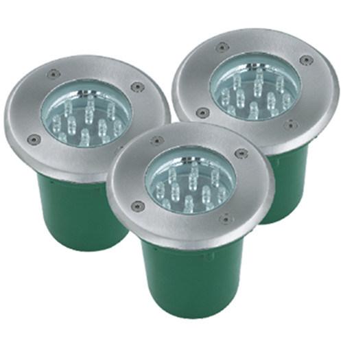 3W 12V Waterproof LED Inground Spot Light