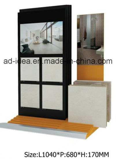 Modern Exhibition Stand Price : China pop tile display shelf display stand for mosaic tile