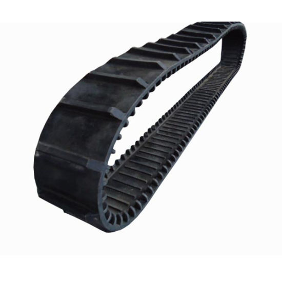 Rubber Track (80*15*108) for Robot Machine Use pictures & photos