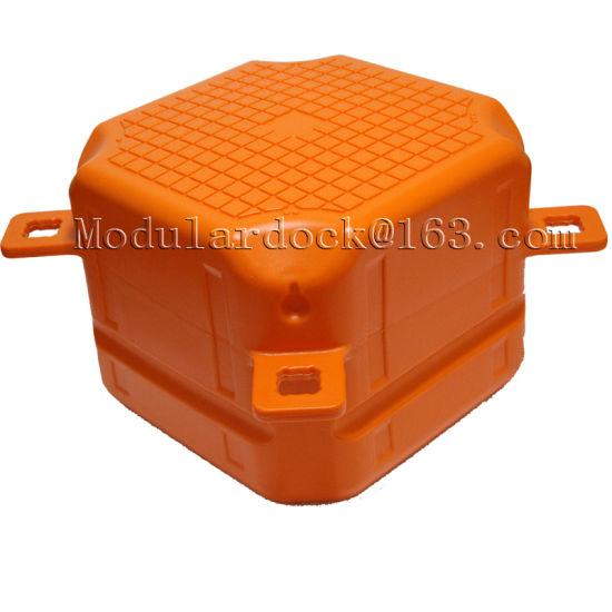 Plastic Modular HDPE Floating Cube