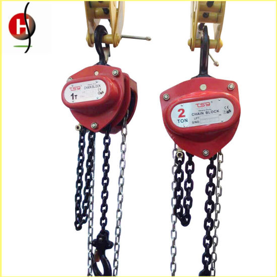 Kt Series High Quality Manual Chain Block pictures & photos