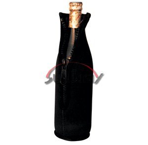 Neoprene Wine Bottle Cooler Bag, Custom Printed Bottle Holder (BC0006) pictures & photos
