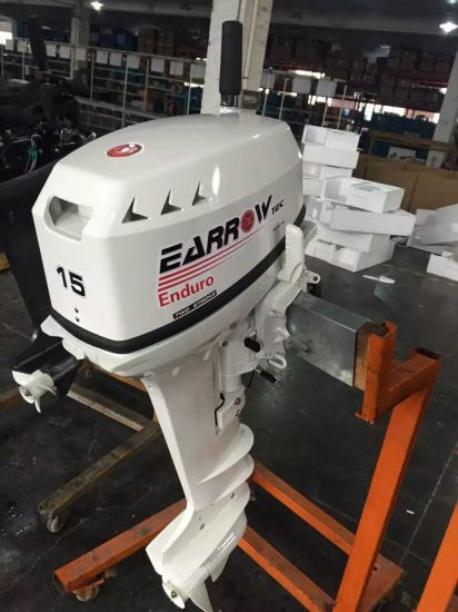 Outboard 2-Stroke and 4-Stroke pictures & photos