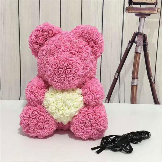 Heart Teddy Bear - PDF Crochet Pattern - Instant Download ... | 550x550