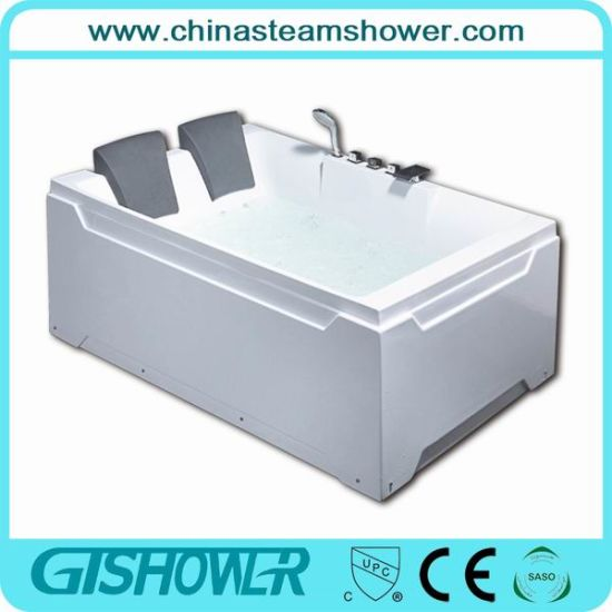 China 1800 X 1200mm 2 Person Bathtub (KF-612L) - China 1200mm ...