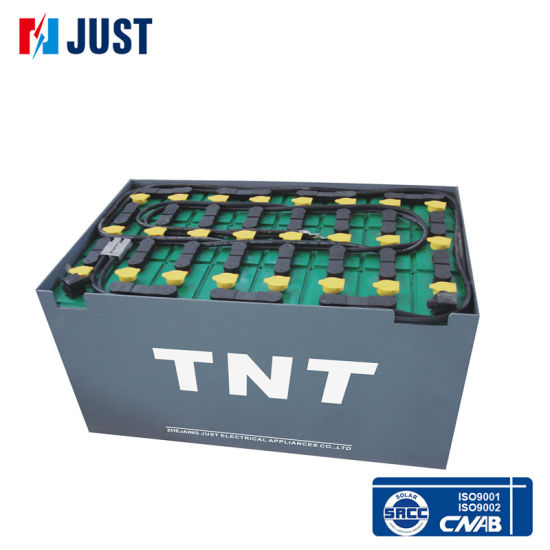 China 48v Deep Cycle Traction Forklift Battery China Forklift Battery Traction Battery