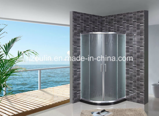 Simple Shower Room Enclosure Glass Shower Enclosure (AS-917 without tray)