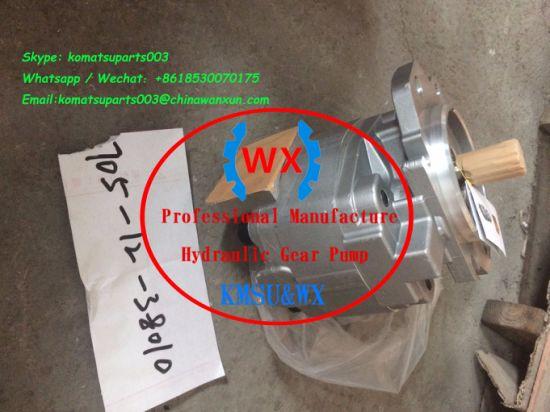 China OEM Komatsu Hydraulic Oil Pumps, Transmission Pump, 705-12