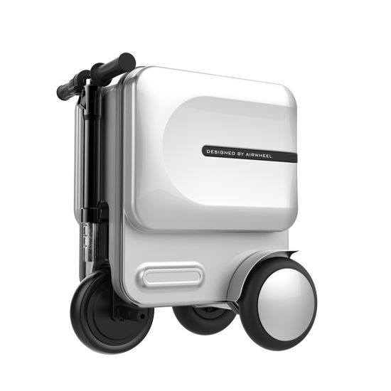 7a180e13d77f China Airwheel Airport Luggage Trolley Electric Scooter for ...