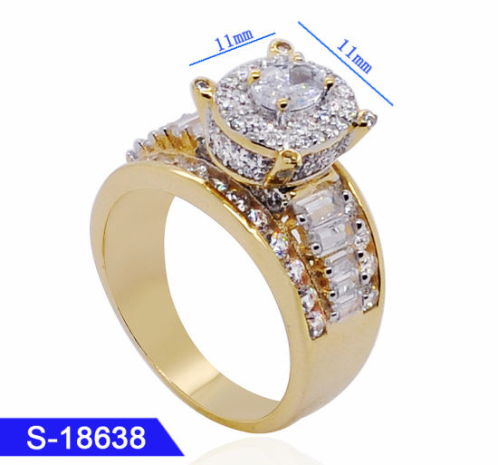 China Latest Design Fashion Sterling Silver Or Brass Jewelry 14k Gold Plated Hip Hop Rapper Ring Design For Women China Fashion Jewellery And Jewellery Price