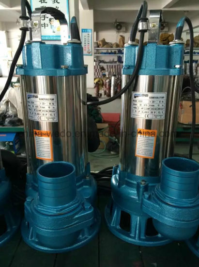 cf82a6982a33a1 V Series Sewage   Dirty Water Submersible Water Pump  (VD750F VD1300F VD1500F)