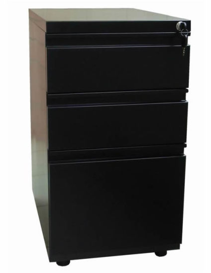 Wholesale Furniture China Moving Pedestal Filing Cabinet