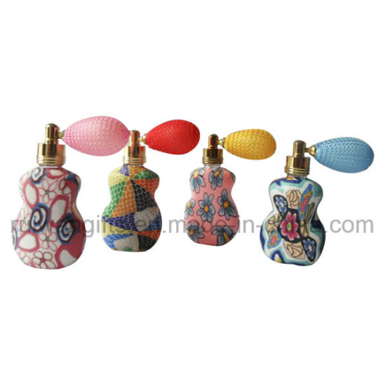 Personal Refill Perfume Bottle with Airbag, Spray Fragrance Bottle