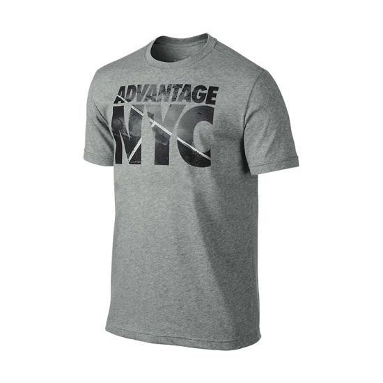 Custom Sublimation Clothes Sport Tshirt Clothing Cotton T-Shirt Wholesale Silkscreen Men T Shirt