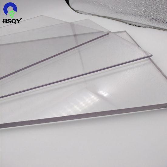 Extruded APET Transparent Plastic Sheet