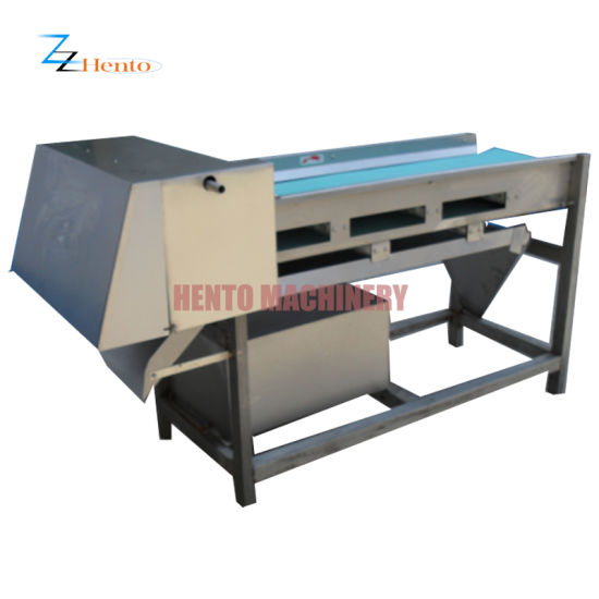 Stainless Steel Mushroom Slicing Machine pictures & photos