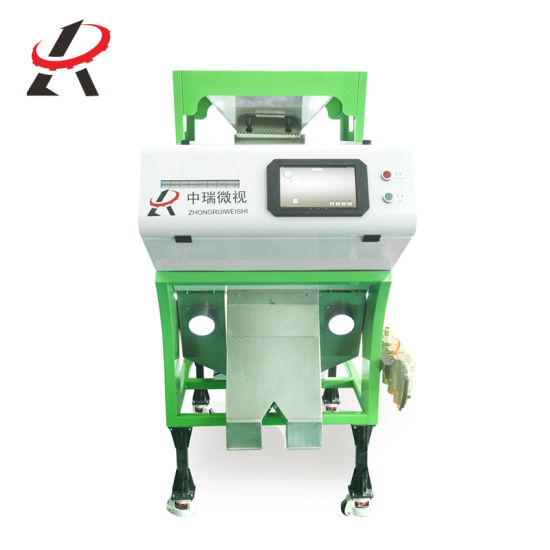 Belt Type RGB Camera Rice Colour Sorter Machine with Ejector pictures & photos