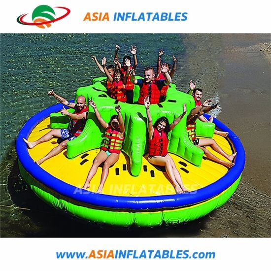 Factory Price Towable Water Sports Inflatable Galaxy Twister Water Toy for Sale pictures & photos
