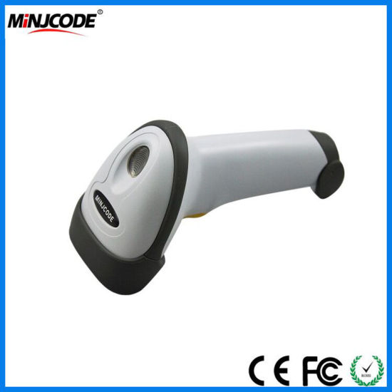 China USB/RS232/PS2 Interfaces Optinal 1d Laser Barcode Scanner with