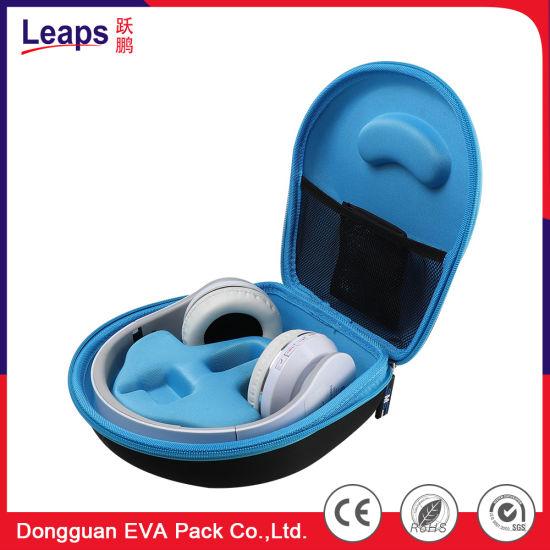 Customized Specialized Storage Tool EVA Small Hard Case for Headphone