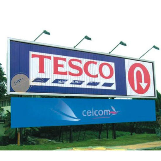 CE Certificated Aluminum Triple Billboard Hanged (F3V-131) pictures & photos