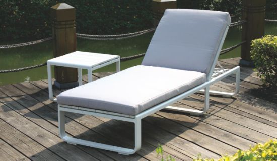 Patio Furniture Daybed Outdoor Beach Sun Lounger