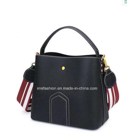 China Webbing Strap Lady Fashion Designer Leather Hobo Handbag Hobo ... aa07322f953ca