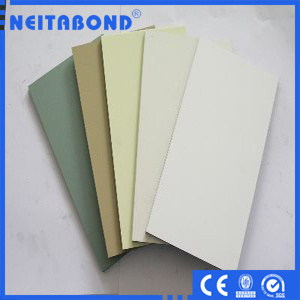 China Partition Wall Coloring Ceiling Aluminum Composite