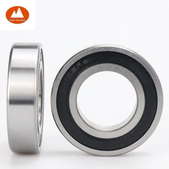 6005-2RS 25x47x12 Sealed 25mm//47mm//12mm 6005RS Deep Groove Radial Ball Bearings