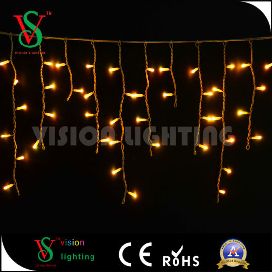 Ip65 High Quality Christmas Outdoor Led Icicle Lights