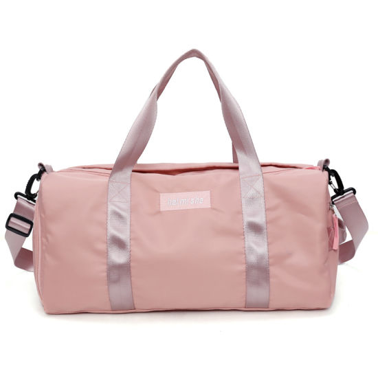 c2632b29a01f Hot Sale Nylon Chic Holdall Travel Bag for Young Lady and Man pictures &  photos