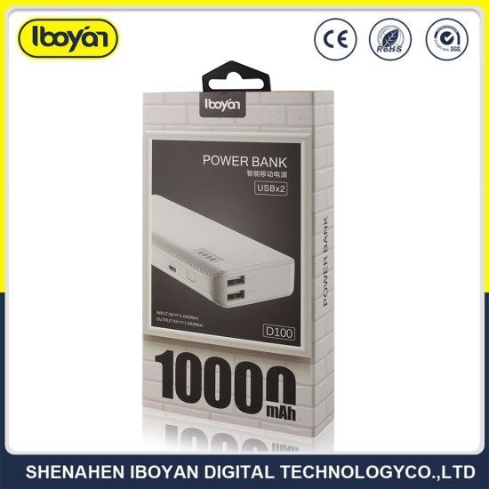 Portable 5V/2.0A 12000mAh USB Charger Mobile Power Bank pictures & photos