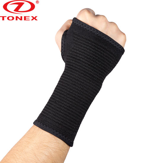 Adjustable Weight Lifting Wrist Hand Support Strap Brace