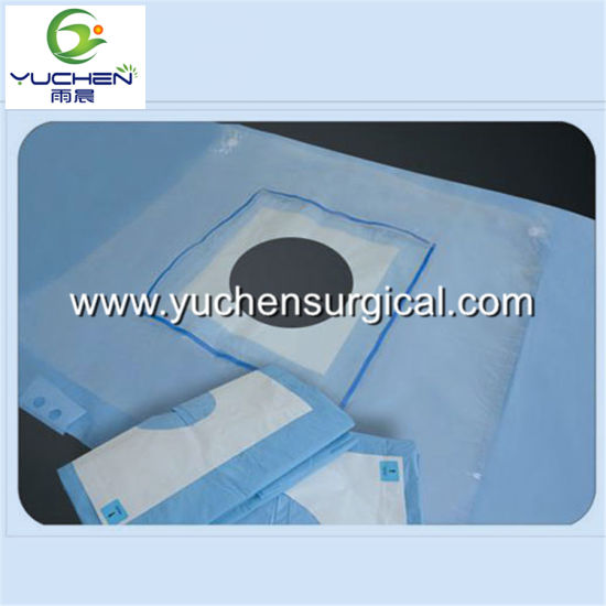 Wholesale Sterile Disposable Surgical Drape for Operation pictures & photos