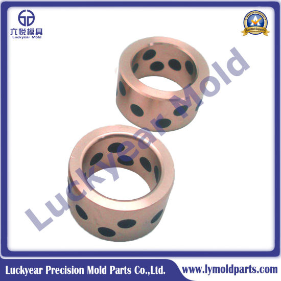 Die Casting Bronze Graphite Bearing Bush pictures & photos