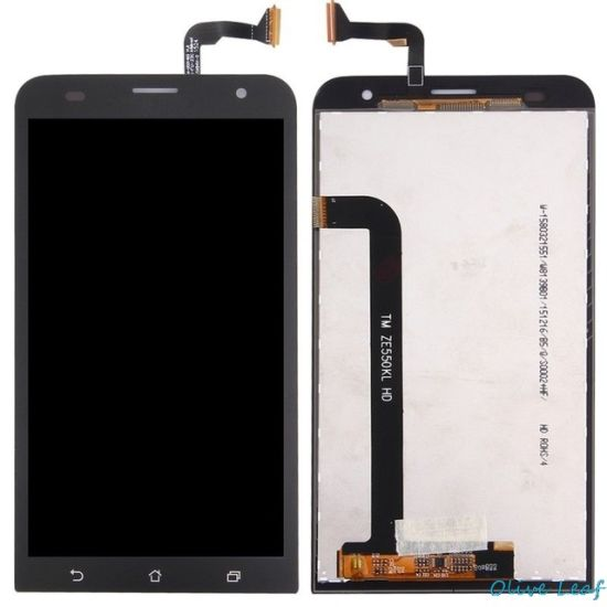 Grade AAA+ Quality Replacement LCD Display Touch Screen Digitizer Assembly with Frame for Zenfone2 Laser Ze550kl
