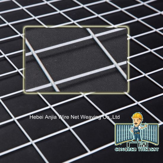 Square Hot-Dipped Galvanized Welded Wire Mesh/Net