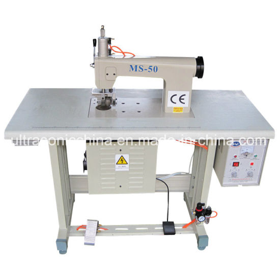 Good Quality! Ultrasonice Lace Cutting Machine for Making Laces