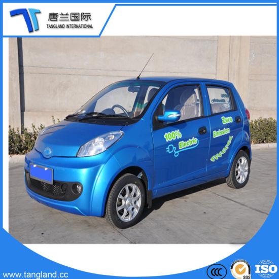 China Tl101 Right Hand Drive Car Rhd E Car Electric Vehicle Electric
