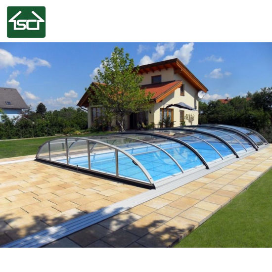 DIY Swimming Pool Cover for Residential