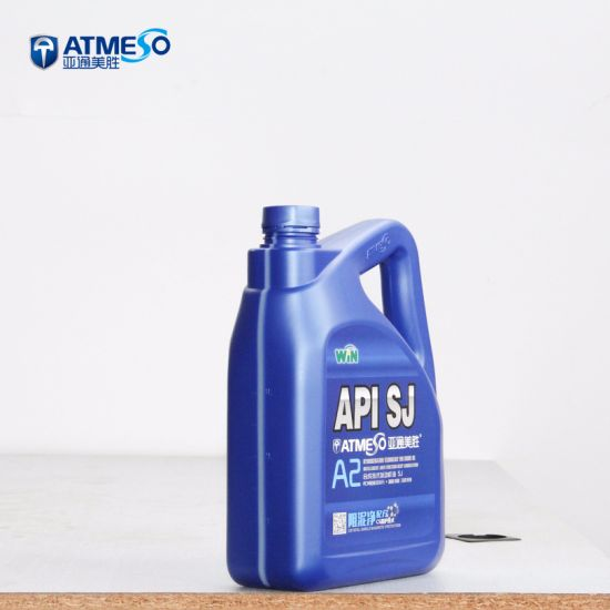 API Sj A2 Factory Price Synthetic Technology Engine Lubricating Oil Dky 071