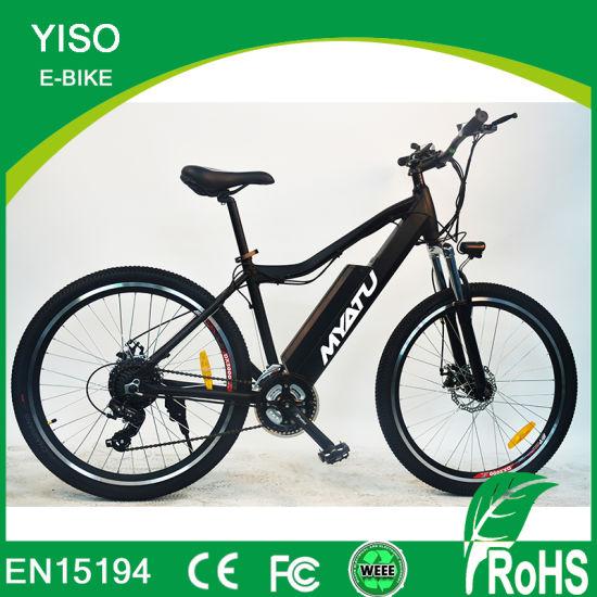 "New 29"" Mountain Electric Bike with Bafang Rear Motor"