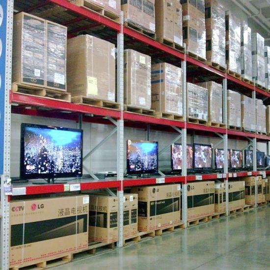 Electrastic Powder Coating Warehouse Storage Pallet Rack