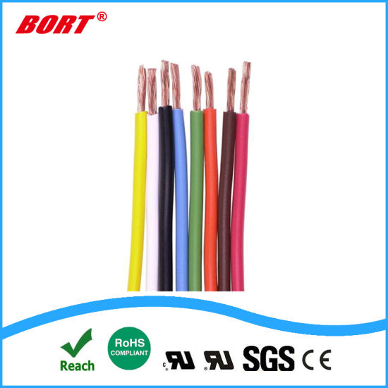 Wholesale Halogen Free Insulation UL 3271 XL PE Electric Wire Cables