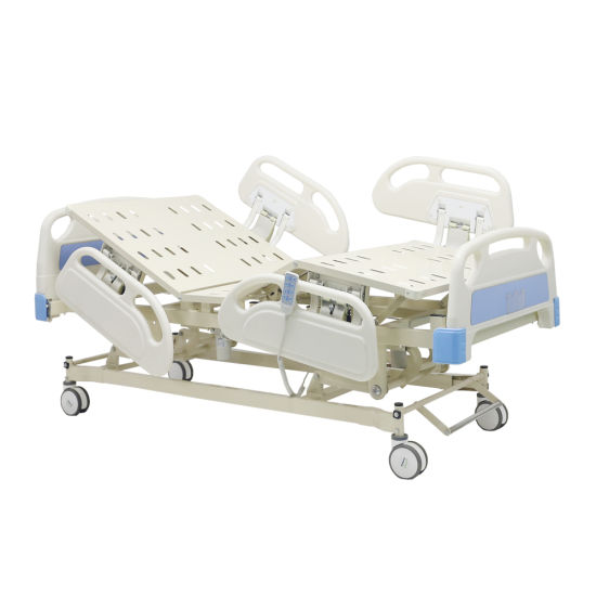 Intensive Medical Care 3 Functions Electric Hospital Bed for Patient