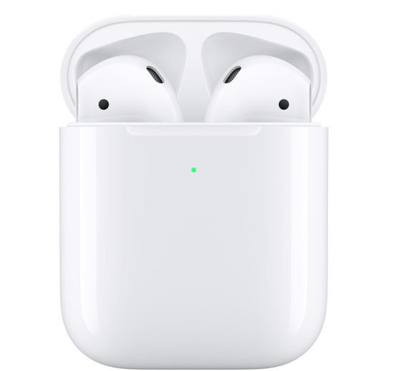 Tws Headphone for Airpods 2 1: 1 Paring Animation Pop-up Window Airoha 1536 Chip for Apple Airpods 1: 1