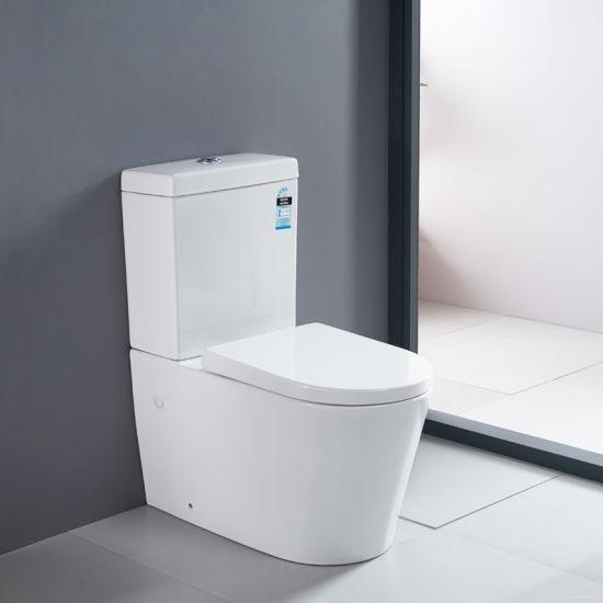Australia Watermark Wels Approval Two Piece Toilet Suite