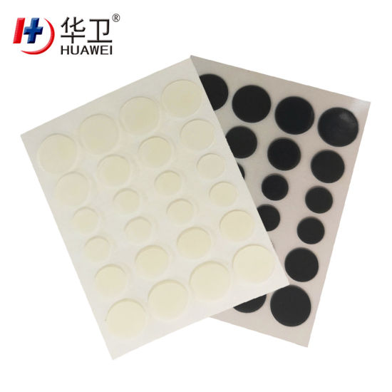 Hydro Colloid Primple Acne Patch for Scar Healing with CE & FDA Certificates