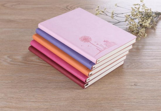 Top Quality Promotion Cheap Custom PU Leather Notebook, Fashionable PU Leather Diary, Custom Leather Note Book